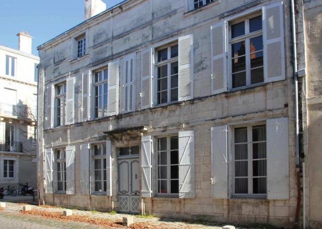 Le Comptoir de l'Escale-Déficit Foncier-Malraux-La Rochelle-Herakles