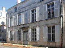 Facade du Comptoir de l'Escale-La Rochelle-Déficit foncier-Malraux